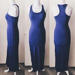 • Forever 21 • Blue Maxi Dress